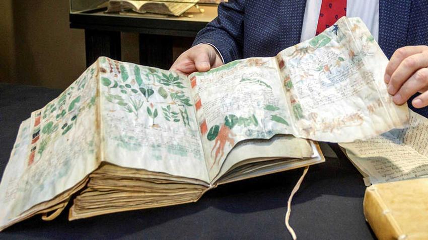kitap dunyasinin pandora kutusu voynich el yazmasi okumak iyi gelir